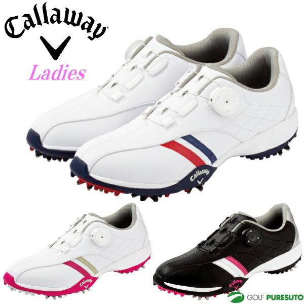【即納!】【レディース】キャロウェイ アーバン LS WMS 17 AM ウィメンズ ゴルフシューズ 247-7983801[Callaway URBAN 靴 女性用]【あす楽対応】