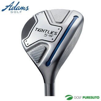 An Adams golf TIGHT LIES tries big hybrid (fairway Wood) in Thailand [Japanese specifications] [adams golf]
