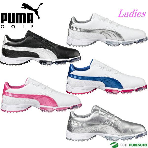 【即納!】【レディース】プーマ ゴルフシューズ バイオプロ v2 ディスク 189419 [PUMA GOLF BIOPRO DISC 靴 女性用]【あす楽対応】