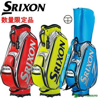 danroppusurikuson 9.5型高尔夫球场服务员包GGC-S127L[DUNLOP SRIXON数量限定]