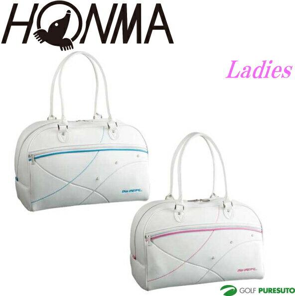 【レディース】本間ゴルフ ボストンバッグ BB-6607 [HONMA ホンマ 旅行鞄 女性用]【■Ho■】
