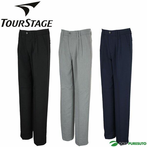 ブリヂストン ツアーステージ ツータック ストレッチ ロングパンツ FTMX1K [BRIDGESTONE TOUR STAGE スラックス 春夏ウェア]【suso】