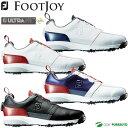 【即納!】フットジョイ ゴルフシューズ メンズ ウルトラフィットボア 日本正規品 #541** [footjoy golf FJ ULTRA FIT Boa 靴...
