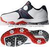 愛迪達高爾夫球鞋人360 torakushomboawaido[adidas 360 traxion BOA WD鞋]