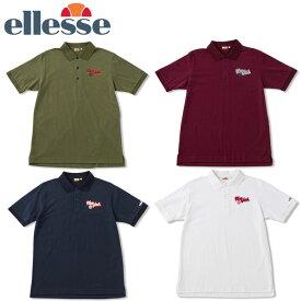エレッセ ellesse ニューヨークシティ ヘリテージ 84ポロシャツ 半袖 EE07102