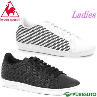 Le Coq Sportif sneakers coat set W ウーヴン 1821757/1821758 shoes