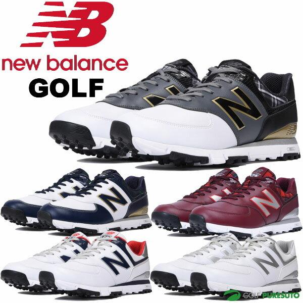 【即納!】【日本仕様】ニューバランス ゴルフシューズ スパイクレス MGS574 ユニセックス【あす楽対応】