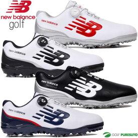 【日本仕様】ニューバランス ゴルフシューズ MG1001 V2 スパイク