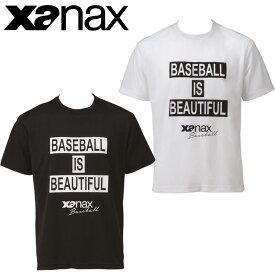 ザナックス XANAX Tシャツ 半袖 メンズ BW-19TA