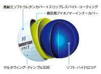 【即納!】●3ダースパック●ブリヂストンゴルフTOURBV10ゴルフボール2016年モデル【あす楽対応】