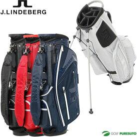【★最大2000円OFFクーポン★】J.リンドバーグ ゴルフ 9.0型 キャディバッグ Xマスタースタンド 083-19301 スタンド式