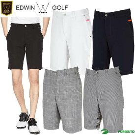 エドウィンゴルフ レギュラーショートパンツ メンズ EG19S1040