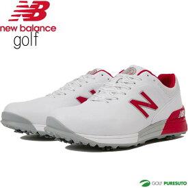 【日本仕様】ニューバランス ゴルフシューズ MG2500 V1 スパイク 横幅2E