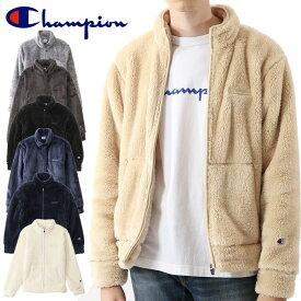 チャンピオン フルジップフリースジャケット メンズ 長袖 19FW ベーシック C3-L616 防寒