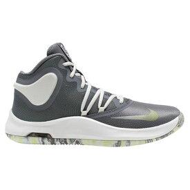 ナイキ NIKE エア バーシタイル 4 バスケットボールシューズ AT1199-007 メンズ バッシュ 部活 靴