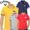 キャロウェイ ダブル鹿の子 半袖ポロシャツ メンズ 241-9151500