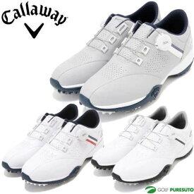 キャロウェイ ゴルフシューズ エアロスポーツ ボア メンズ 247-0996501 3E相当
