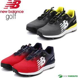 【日本仕様】ニューバランス ゴルフシューズ MGBF574 FANTOM FIT D相当
