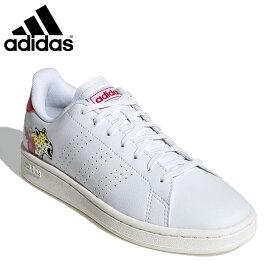 【レディース】アディダス アドバンテージ Advantage EH3425 スニーカー 女性 テニス シューズ スポーツシューズ 靴