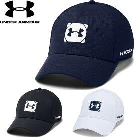 アンダーアーマー UNDER ARMOUR ゴルフ UAオフィシャル ツアーキャップ3.0 1328667 メンズ 帽子 UPF 30
