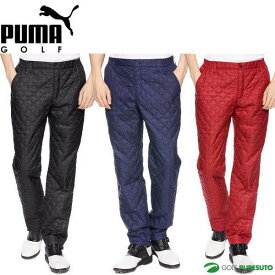 プーマ ゴルフ パデッドパンツ メンズ 923794 ロングパンツ ノータック【suso】【G】