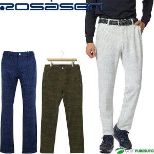 ロサーセン ゴルフパンツ アクアスーティングパンツ メンズ 044-73012 ロングパンツ【suso】【G】