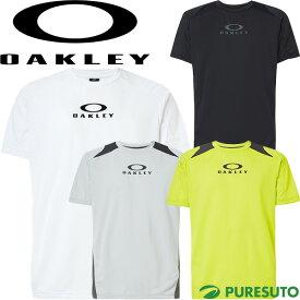 オークリー 半袖シャツ Tシャツ クルーネック ENHANCE SS CREW 10.7 メンズ FOA401653