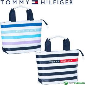 トミー ヒルフィガー ゴルフ ラウンドバッグ キャンバスタイプ THMG1SBA ユニセックス カートバッグ