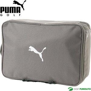 プーマゴルフ シューズボックスバッグ 867925 シューズケース シューズバッグ ユニセックス