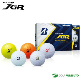 【P3倍★最大2000円OFFクーポン】ブリヂストンゴルフ TOUR B JGR ゴルフボール 1ダース
