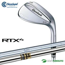 クリーブランド RTX-4 ツアーサテン ウェッジ Dynamic Gold・NS PRO 950GHシャフト[日本仕様][cleveland]