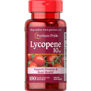 ピューリタンズプライド Puritan's Pride リコピン 10 mg.
