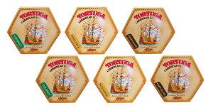 トルトゥーガ6パック(ココナッツ2個、パイナップル2個、チョコレート2個)