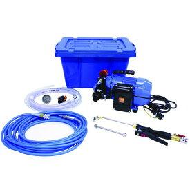 清掃用品・エアコン洗浄剤・業務用・プロ用 横浜油脂工業 エアコン洗浄機 リンダ ACジェットver.2  1台