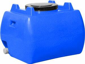 ホームローリー 100L 青色 (雨水タンク) 【貯水槽・貯水タンク】 【スイコー】