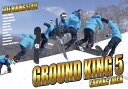 (DVD GROUNDKING5 CARVING TRICK)2018-2019 即納商品 正規品 SNOWBOARD スノーボード スノボ DVD