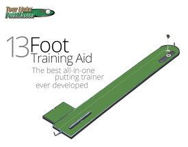 TourLinks ツアーリンクス(Training Aid)(13フィート)正規品 ゴルフ GOLF トレーニング 練習用品 パターマット