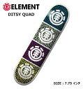 ELEMENT エレメント (SEAL) (サイズ:8.0) SKATEBOARD スケートボード コンプリート 正規品