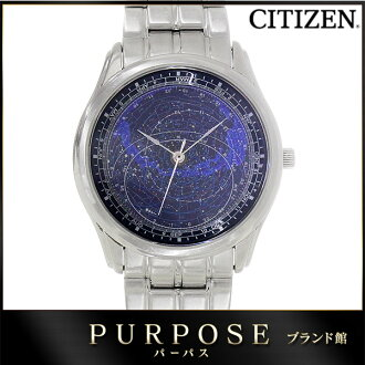 Citizen Citizen アストロデア CAL 4P92 Boys watch constellation whole sky indication model AST92 1001 quartz watch