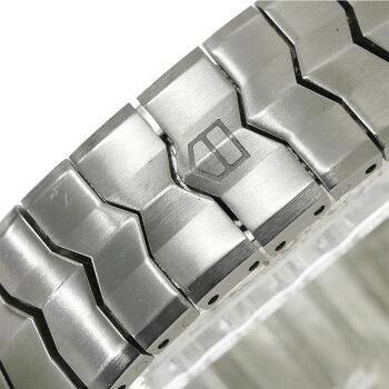 【電池交換済み】タグホイヤーTAGHEUERアルターエゴWP1312レディース腕時計ブルーシェル文字盤クォーツウォッチ【中古】