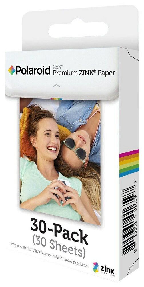 Polaroid Premium ZINK ポラロイド フォトペーパー(30枚) PolaroidpapierZ2300 並行輸入品