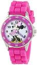 Disney(ディズニー)キッズ ミニーマウス クォーツ式アナログウォッチ MN1157 (ミニーちゃんのピンクの時計) 【並行輸入品