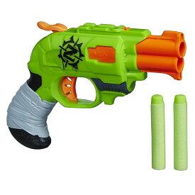 Nerf(ナーフ)ゾンビストライク ダブルストライク ブラスター おもちゃ ピストル  並行輸入