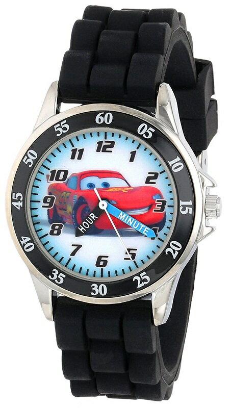 Disney Kids' ディズニー カーズ クォーツ式アナログウォッチ 並行輸入品 おもちゃ 子供用腕時計