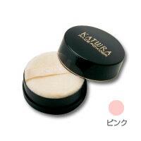 【 定形外 送料無料 】 カツウラ Gシリーズ フェイスパウダー 【 ピンク 】 40g ( フェースパウダー / ルースパウダー )『3』