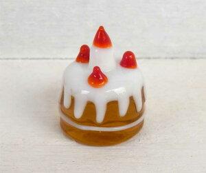 ガラス細工 デコレーションケーキ