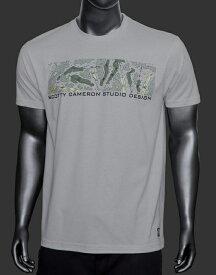 【即納】【あす楽対応】スコッティキャメロン コースバンドTシャツ ライトグレー L SCOTTY CAMERON 2021 COURSE BAND T SHIRT LIGHT GRAY L 102833