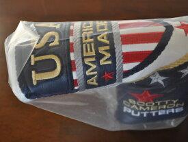【即納】【あす楽対応】★スコッティキャメロン ライダーカップヘッドカバー SCOTTY CAMERON 2014年モデル RYDER CUP USA AMERICAN MADE HEADCOVER 100614