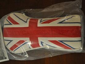 【即納】【あす楽対応】★スコッティキャメロン 2014 全英オープン フェアウェイウッドヘッドカバー SCOTTY CAMERON 2014年モデル BRITISH FLAG FAIRWAYWOODS HEADCOVER 100559