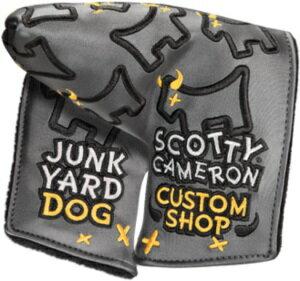 【即納】【あす楽対応】キャメロン ジャンクヤードドッグ ミッドマレットグレー SCOTTY CAMERON 2018 CUSTOM SHOP JUNK YARD DOG MID MALLET HC CHARCOAL
